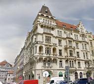 Myslíkova Praha 1