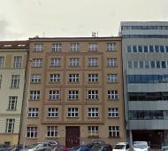 Pobřežní Praha 8