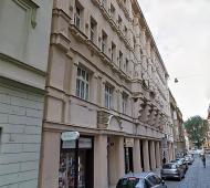 Růžová Praha 1