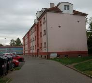 V bytovkách Praha 22